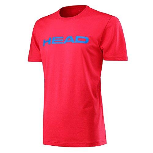 Head Transition Ivan - Camiseta para hombre, color rojo / azul, talla L