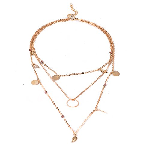 joyeria-del-collar-oro-multicapa-bohemio-sexy-hoja-anillo-cadena-chocker