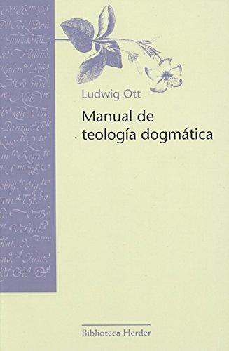 Manual de teología dogmática (Biblioteca Herder)