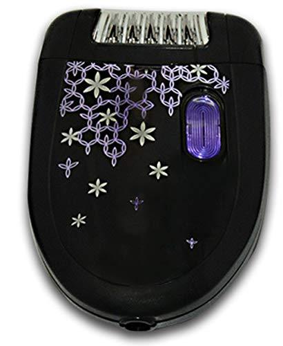 Dispositivo eléctrico depilación axilas privadas