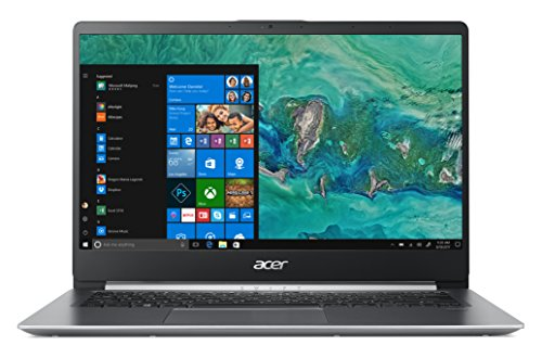 Acer Swift 1 SF114-32-P2BU Notebook con Processore Intel Pentium Silver N5000, Ram 4 GB DDR4, 128SSD, Windows 10 S Home,...