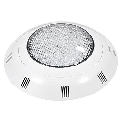 Unterwasser Beleuchtung, Asixx LED Unterwasserscheinwerfer mit Fernbedienung 360 SMD LED Perlen 100{49e1683773a2352288709ee1256a067b13f6a995626aeb977a8862f50f523546} Wasserdicht für Swimmingpool, 12V/ 35W