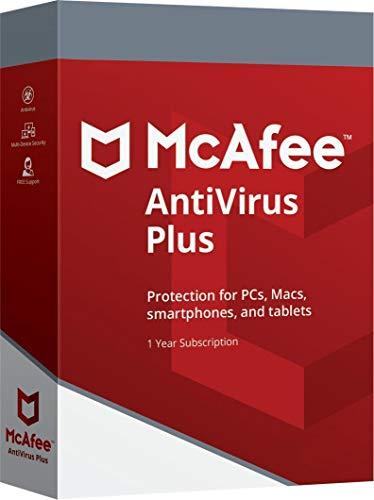 DOWNLOAD McAfee AntiVirus Plus 2...