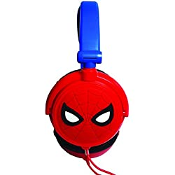 Auriculares infantiles Spiderman-HP010SP pegables