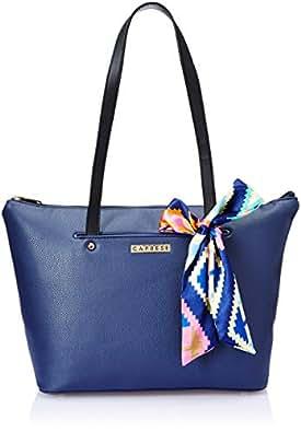 Caprese Pam Women's Tote Bag (Blue)