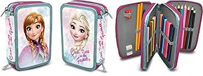 Disney Frozen- plumier (Kids Euroswan FR17127) de Kids Euroswan