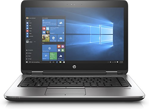 HP ProBook 640 G3 (14 inch) Notebook Core i5 (7200U) 2.5GHz 4GB 500GB DVD-Writer WLAN BT Webcam Windows 10 Pro 64-bit (HD Graphics 620)