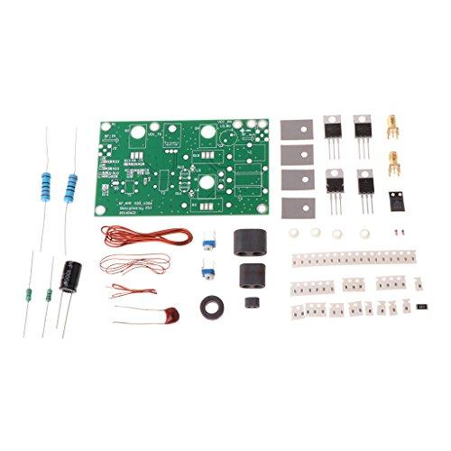 FXCO DIY 45 W SSB AM Verstärker linearer Leistung, 45 W SSB AM Verstärker lineare Leistung CW FM HAM Radio Sender Shortwave DIY Kit (Linear-verstärker-radio)