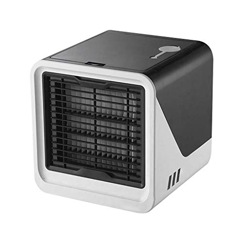 B Mini Air Cooler Haushalt Desktop Computer kleine Lüfter Stummkälte ()