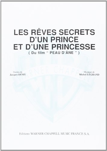 legrand-michel-les-reves-secrets-dun-prince-et-dune-princesse-vce-pf