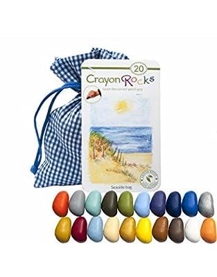 Crayon Rocks CRK-A20 Jeu Multicolore
