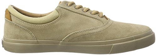 Wrangler Herren Icon Suede Low-top Beige (sabbia)