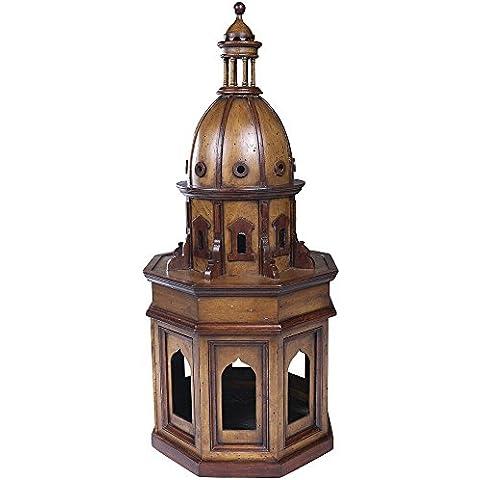 Figura de madera, Catedral de dos cúpulas.