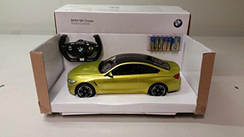 BMW M4 Coupe RC - Auto teledirigido, miniatura a escala 1:14