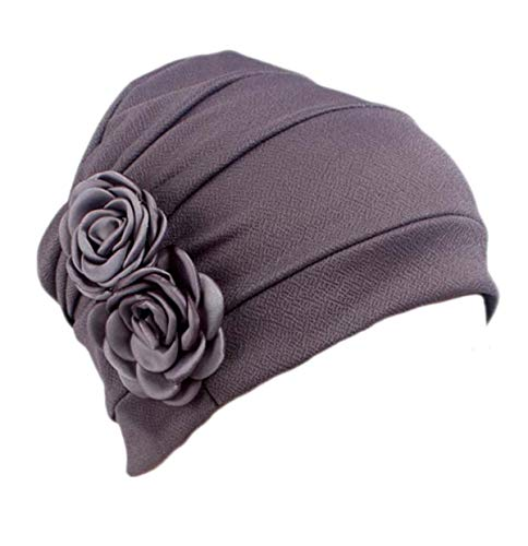 Boboder Gorro quimono mujer Soft Night Sleep Turban