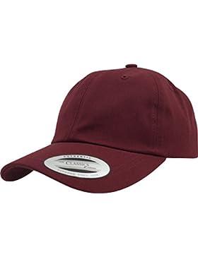 Yupoong Flexfit Low Profile Cotton Twill Unisex Dad Hat Cap für Damen und Herren, 6 Panel Baseball Cap unstructured...