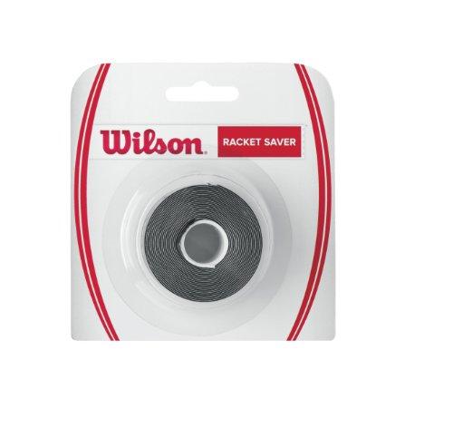 Wilson Schutzband für Schläger, Racket Saver, schwarz, WRZ522800