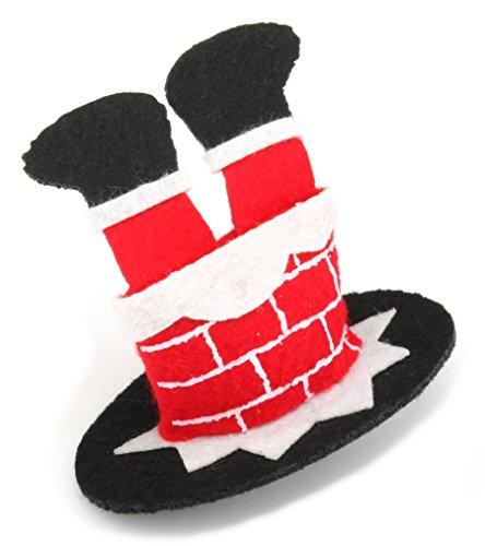 zest-santa-down-the-chimney-hair-clip