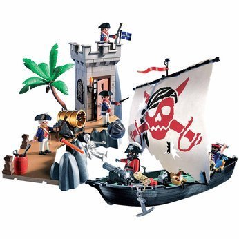Playmobil 5919 - Pirates - Piraten - Set
