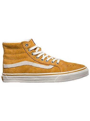 vans-x-scotchgard-sk8-hi-slim-womens-suede-trainers-gold-405-eu