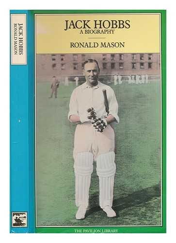 JACK HOBBS (Cricket Library) por Ronald Mason