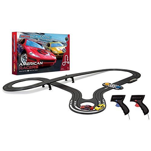 Scalextric G1098 American Stock Car Racers Starter Set