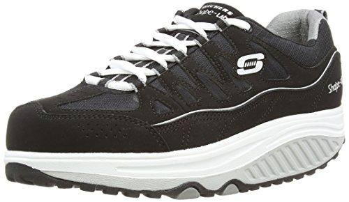 skechers20-comfort-stride-scarpe-sportive-outdoor-donna-nero-nero-black-silver-38-eu