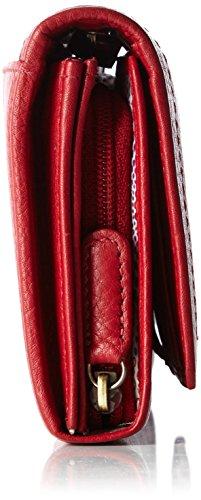 Maitre  Espero Damenbörse,  Portafoglio donna Rosso (Rot (red 300))