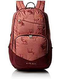 The North Face Wise Guy Mochila, Unisex, Pink, Talla Única