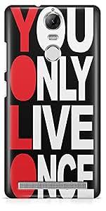 Lenovo K5 Note Back Cover by Vcrome,Premium Quality Designer Printed Lightweight Slim Fit Matte Finish Hard Case Back Cover for Lenovo K5 Note