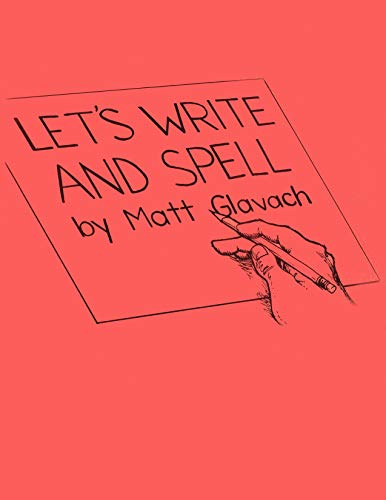 Let's Write and Spell (English Edition)
