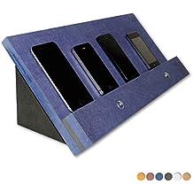 Oachkatzerl VanDock 47 Color Dockingstation (Die Ladestation für Handys, Tablets, e-Reader und mehr) VD47 - (Blau)