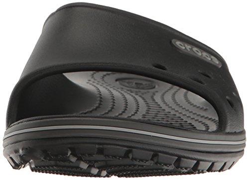 Crocs Crocband2slide, Mules Mixte Adulte Noir (Black/Graphite)