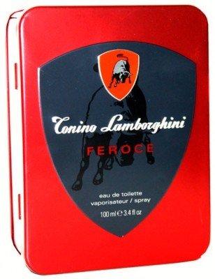 Tonino Lamborghini Feroce EDT 100 ml + lata segunda mano  Se entrega en toda España