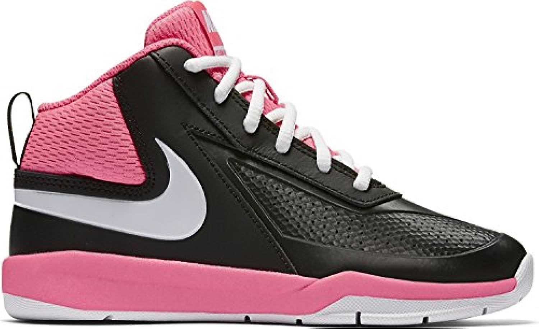 monsieur / madame nike enfants équipe d hustle d équipe 7 (ps) chaussures de basket au nouveau vb41834 simple liste délicate b55bd0