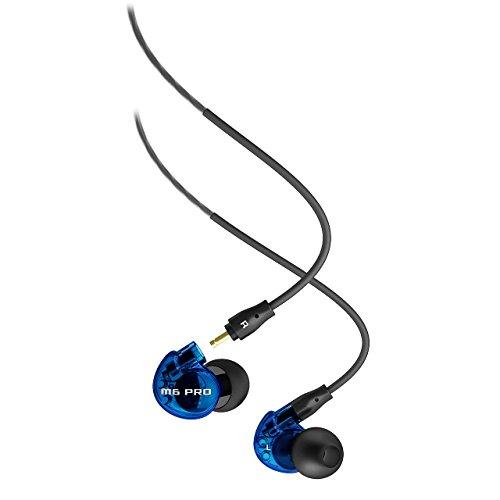 Preisvergleich Produktbild MEE Audio EP-M6PRO-BL-MEE In-Ear Kopfhörer blau