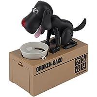 Preisvergleich für Hund Spardose Automatische Stola Münze Geld Bank Cute Dog Modell Geld Bank Geld Sparen Box Münze Box