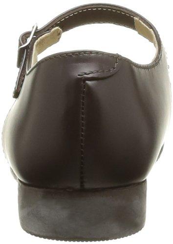 Start Rite Clare, Chaussures de ville fille Marron (Brown Leather)