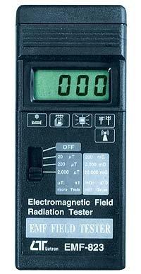 MISURATORE DI CAMPO ELETTROMAGNETICO ALTA PRECISIONE PROFESSIONAL LUTRON EMF-823