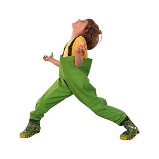 Kinderwathose Matschhose Kinder Wathose Farbenfrohe TOP Qualität Gr. 20/21-34/35 (22/23, grün)