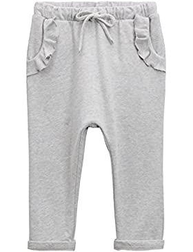next Bimba Pantaloni Da Jogging Con Volant (3 Mesi-6 Anni)