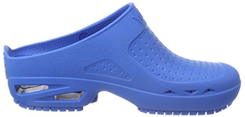 WOCK Unisex-Erwachsene Bloc Clogs Blau (Medium Blue)
