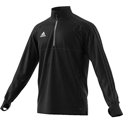 adidas Herren Condivo 18 Trainingsoberteil, Black/White, XL -
