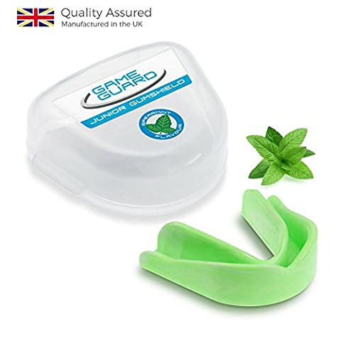 GAME GUARD Gumshield - SPEARMINT FLAVOUR - Junior