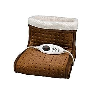 chauffe pieds chauffe pieds electrique 6 puissance thermique avec t l commande wintem. Black Bedroom Furniture Sets. Home Design Ideas