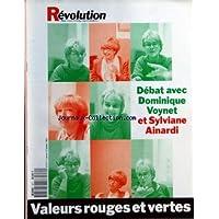 REVOLUTION [No 671] du 07/01/1993 - MYRIAM BARBERA - P. COURCELLES - D. CIRERA - G. STREIFF - H. CATTOLICA - D. BLEITRACH - F. MATHIEU - GUY HERMIER - RENE GILOUX - LES ANNEES NOIRES PAR PLISSONNIER - AFRIQUE - LA NOIRE ET LA BLANCHE PAR PERROT - LE CINEMA - J.L. LIVI PAR LEO LORENZ - P. BESSON - CINEMA - M. MARTIN - CINEMA - LUCE VIGO - THEATRE - R. TEMKINE - FRANCIS COMBES PRESENTE ELIOT KATZ - VALEURS ROUGES ET VERTES - V. VOYNET ET S. AINARDI PAR BARBERA - OLIVIA TELE CL