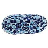 F Fityle 30m Textilgarn, Stoffgarn, Jersey- Garn Polyester für Kleidung, Socken, Hüte, Spielzeug, Teppichen - 4