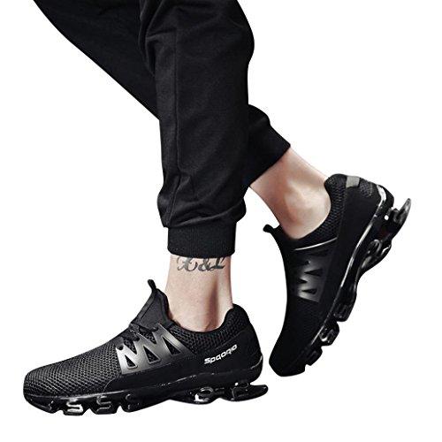 Chaussures de Sports Homme CIELLTE Sneakers Chaussures de Course Mode 2018 Baskets Entraînement Running Fitness Gym Respirantes Casual