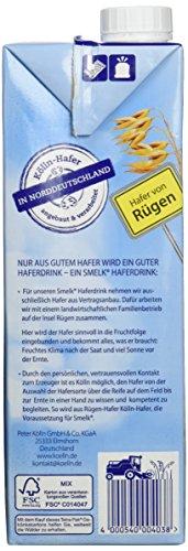Kölln Smelk Haferdrink Classic, 8er Pack (8 x 1 l) - 5