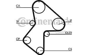 Continental Contitech CT940K1 Kit de distribution